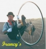 Clown Francy's crack en cycles